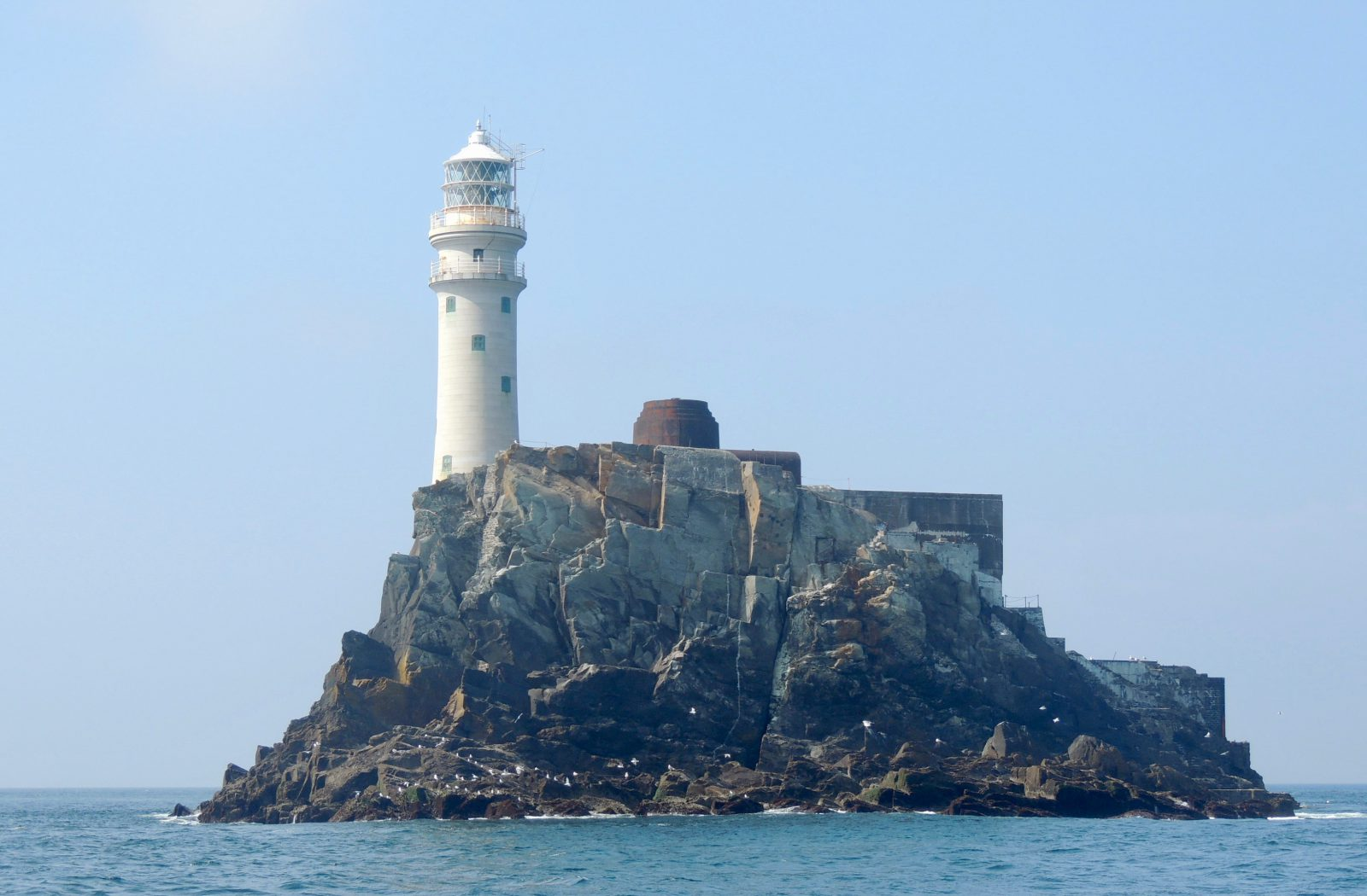 Fastnet Lighthouse (Pic: Mary Cadogan)